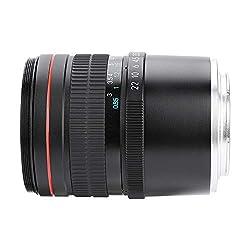 DAUERHAFT mit Neuer optischer Struktur E-Mount-Objektiv Pure Manual Lens 'einzigartiges Charm Medium Teleobjektiv für So-ny