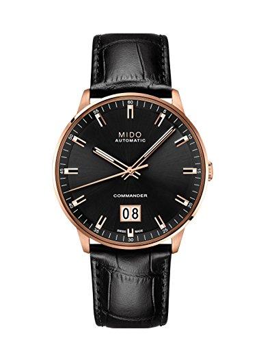 Mido Commander Herren-Armbanduhr 42mm Automatik M021.626.36.051.00