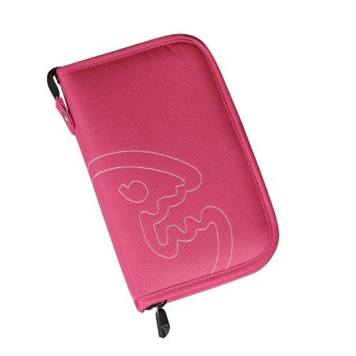 IQ Company iQ Logbook M, Scuba diving log book binder Scuba diving log book binder - pink, M