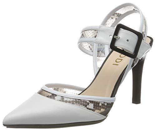 Lodi Damen Raicel-tp Perlen Schuhe, California Blanco, 38 EU