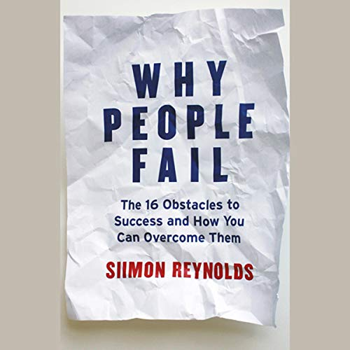 Why People Fail cover art