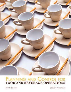Compare Textbook Prices for PLANNING+CONTROL F/FOOD+BEVERAGE OPER  ISBN 9780866125598 by Jack D. Ninemeier