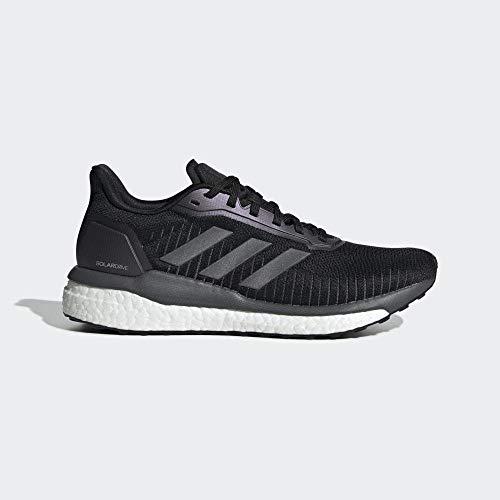 adidas Mujer Solar Drive 19 W Zapatos para Correr Negro, 41 1/3