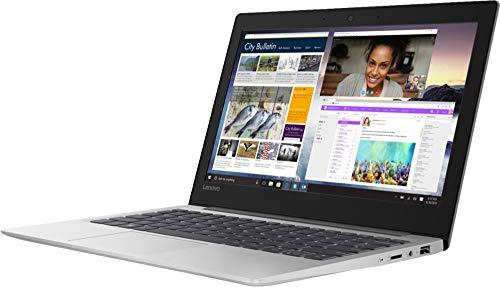 "Lenovo 130S, Premium 2019 Flagship 11.6"" HD Laptop, Intel Celeron Dual-Core N4000 up to 2.6GHz, 64GB eMMCFlash Memory, Intel UHD Graphics 600 Bluetooth WiFi HD Webcam USB-C HDMI Win 10 S"