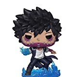 The Q Version of The My Hero Academia dabi Q Version of The Figure Nendoroid Statue Collection Toys Anime 3.93inch