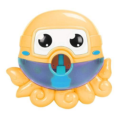 GoodFaith Juguetes de baño Máquina de burbujas de pulpo, máquina de burbujas...