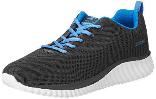 Amazon Brand - Symactive Men's D.Grey Running Shoe-8 UK (SYM-SS-023D)