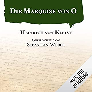 Die Marquise von O audiobook cover art