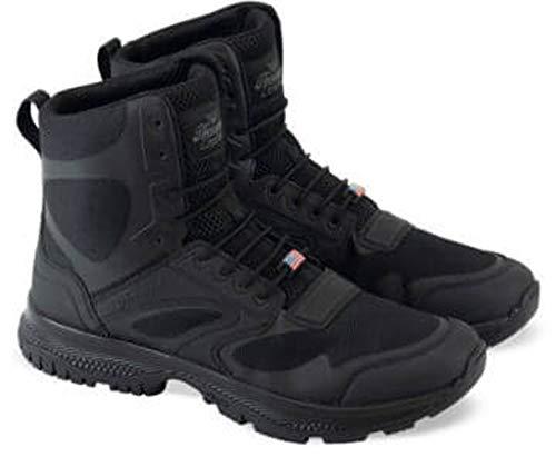 "Thorogood Men's 813-6080 7"" Light Weight Tactical Series Boot, Black - 8.5 M US"