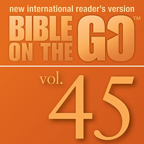 Bible on the Go Vol. 45: Paul and Silas; Priscilla and Aquila; Paul's Letter to the Romans audiobook cover art