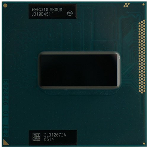 Intel Core i7–3940 X M sr0us 3.0 GHz 8 MB Quad-CORE Extreme Edition CPU Prozessor Sockel G2 988-pin