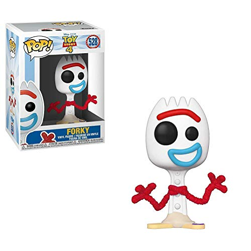 POP! Vinilo: Disney: Toy Story 4: Forky