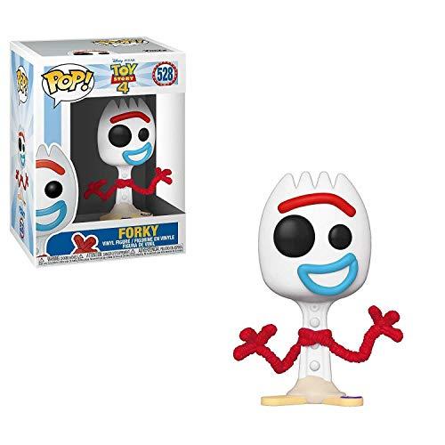 POP! Vinilo: Disney: Toy Story 4: Forky