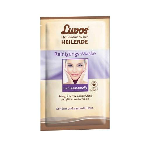 LUVOS Heilerde Reinigungs-Maske Naturkosmetik 15 ml Gesichtsmaske
