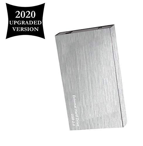 Storite - Disco duro externo portátil (2,5