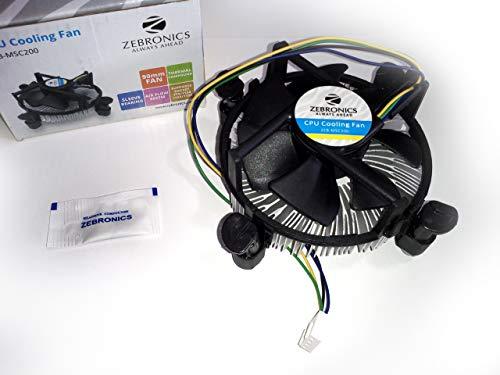 Zebronics Zebfan Cooling Fan for Chipset Motherboards