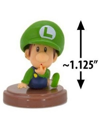 Mario Furuta Choco Egg Mini-Figure Series #3 NO CANDY-1.125\