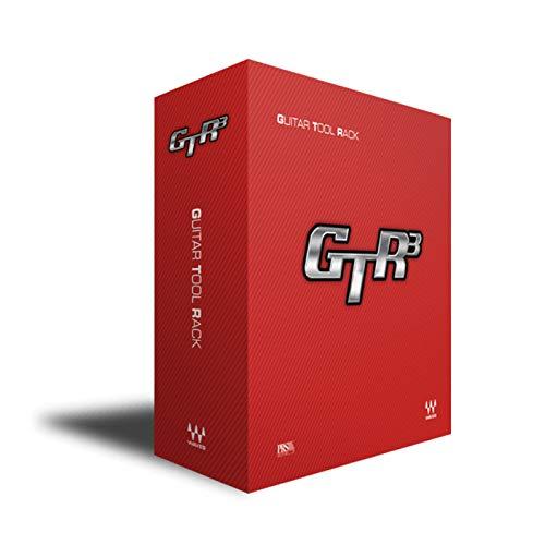 WAVES GTR3 Guitar Tool Rack 3アンプシミュレーター プラグイン ウェーブス