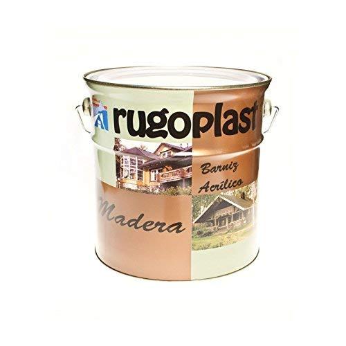 Rugoplast - Barniz de Hormigón Impreso de máxima calidad, ideal para barnizar...