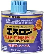 積水化学工業 ビニール用接着剤 エスロン No.20S 塩ビ・HI用 500g