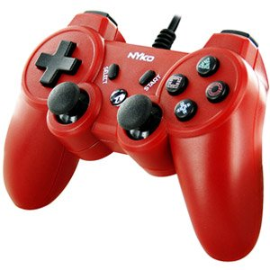 Nyko Core Controller for PS3 (Red)