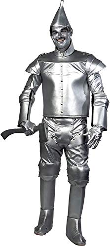 Charades Wizard of Oz - Disfraz de hombre de lata - - X-Large