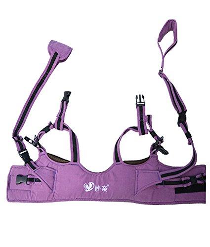 Summer New Baby Safe Marche Ceinture de protection violet