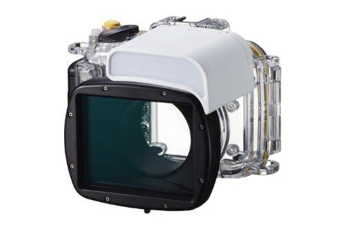 Canon WP-DC49 - Unterwasserkameragehäuse (40 m, Schwarz, Transparent, Canon PowerShot SX260 HS, PowerShot SX270 HS)