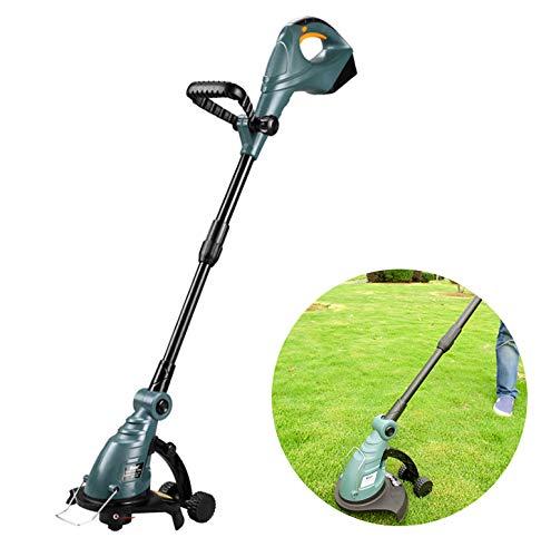 Grasmaaier Wieden, draagbare, geluidsarme, elektrische multifunctionele grasmaaier voor huishoudelijk gebruik