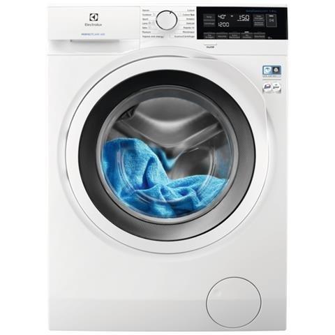 Electrolux EW6F382W lavatrice Libera installazione Caricamento...