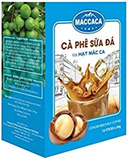 Maccaca Condensed Milk Coffee, 240 g