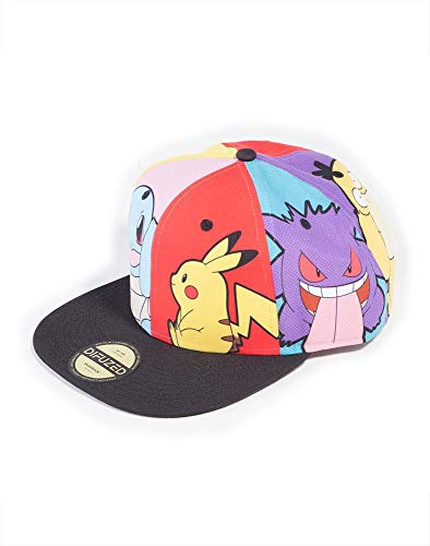 Pokémon - Pop Art - Cap | Original Merchandise