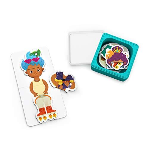 Osmo - Piezas de Disfraz Little Genius - 2 Juegos educativos - Edades 3-5 - Historias y Creatividad - para iPad o Tableta Fire (se Requiere Base Osmo)