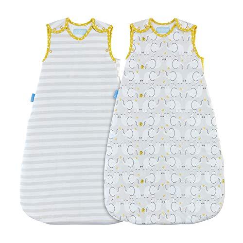 Grobag - Saco de dormir para bedes de 0-6 meses