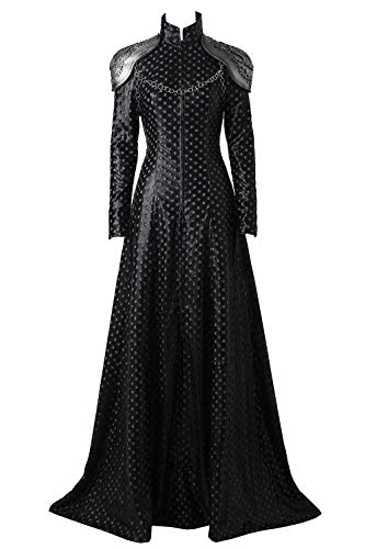 Game Thrones Season 7 Costume Cersei Lannister Women's Dress Outfits