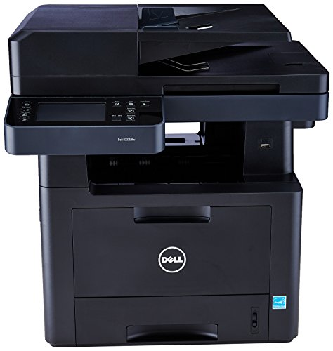 Dell Computer B2375dfw Wireless Monochrome Printer with Scanner, Copier & Fax