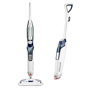 Bissell Powerfresh Deluxe Steam Mop, Floor Steamer, Tile Cleaner, Hard Wood Floor Cleaner, 1806