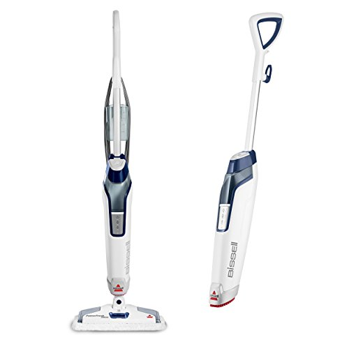Bissell Steam Mop, Steamer, Tile, Hard Wood Floor Cleaner, 1806, Sapphire...