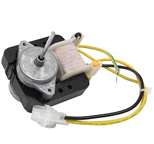 WR60X10220 Condenser Fan Motor - Exact fit for GE Refrigerators - Replace for part number: AP4298602, 1257132, AH1766247, EA1766247, PS1766247, WR60X10133, WR60X10171, WR60X10192 by Seentech