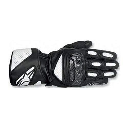 Alpinestars SP-2 Handschuhe, Farbe schwarz-Weiss, Größe XL / 10