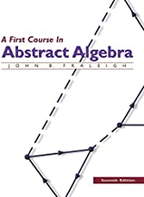 Best a first course in abstract algebra 7th edition Reviews