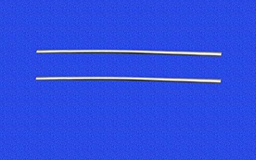 "Pure 9999 Over 99.99% Pure Silver Wire 6"" - 10 Gauge - for Colloidal Silver Generator"