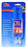 Epoxy Resin, 0.85-Fluid Ounce Metal Epoxy Adhesives, High...