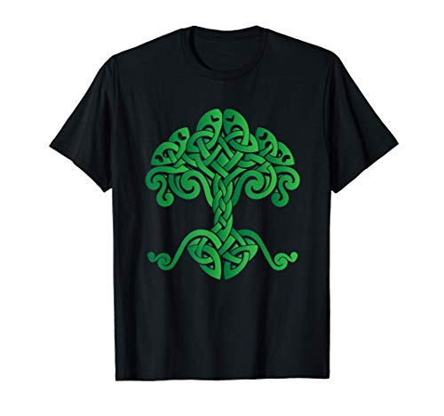 Tree of life - Celtic knotwork design T-Shirt