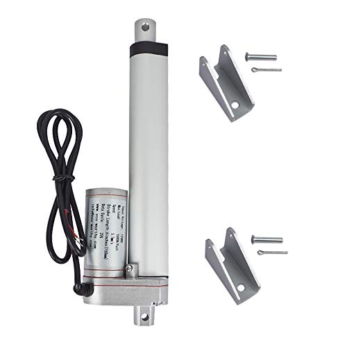 """HD Series 12 Volt Heavy Duty Linear Actuator w//2"""" stroke with 770 lb Max Load"""