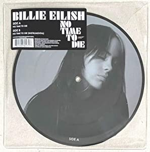 No Time To Die (Picture Disc) [VINYL]