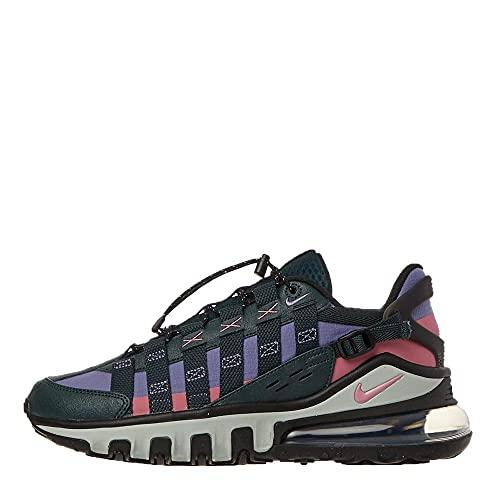 Nike Air Max Vistascape Sneaker Uomini, Verde scuro e nero., 44,5 EU