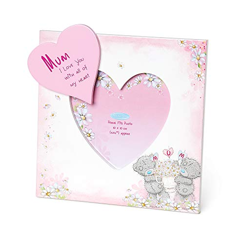 Mij aan U Mij aan U Mama Tatty Teddy liefde hart fotolijst, 4