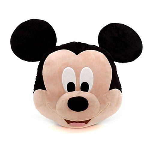 Disney Mickey Mouse 46cm Huge Face Cushion
