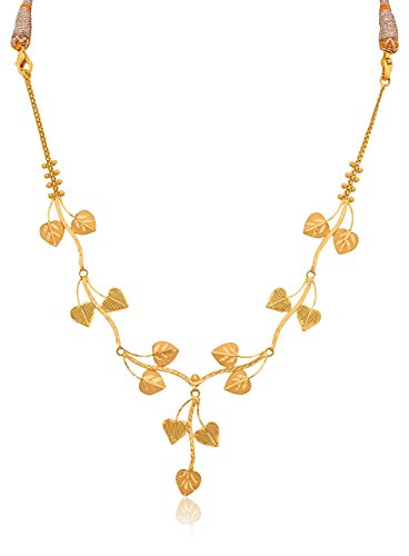 Senco Gold 22k Yellow Gold Chain Necklace for Women